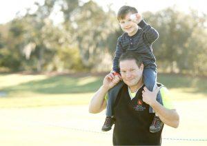 2014 PNC Rich Ott & son Michael